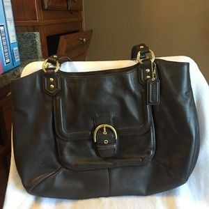 Coach Bags - Authentic Coach Bag Little Bit Use